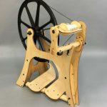 schacht-flatiron-spinning-wheel