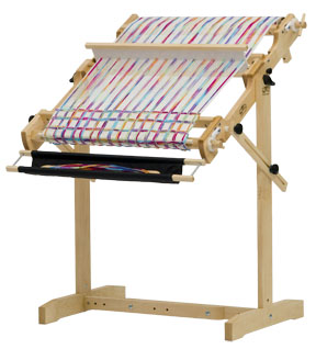 Schacht Flip Loom on stand w/ Flip Trap
