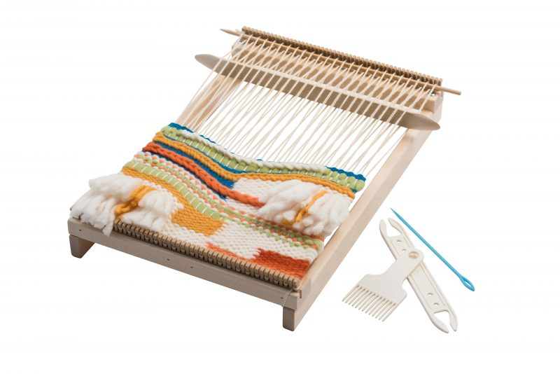 BOUNTIFUL - Spinning and Weaving: Small Looms