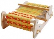 BOUNTIFUL - Spinning and Weaving Schacht Cricket Loom SALE