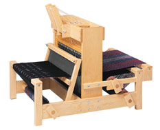 Bountiful Spinning And Weaving Table Looms